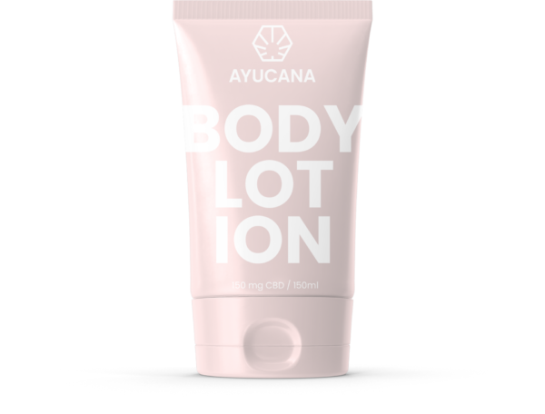 Ayucana Body Lotion<br />150mg CBD / 150ml 1