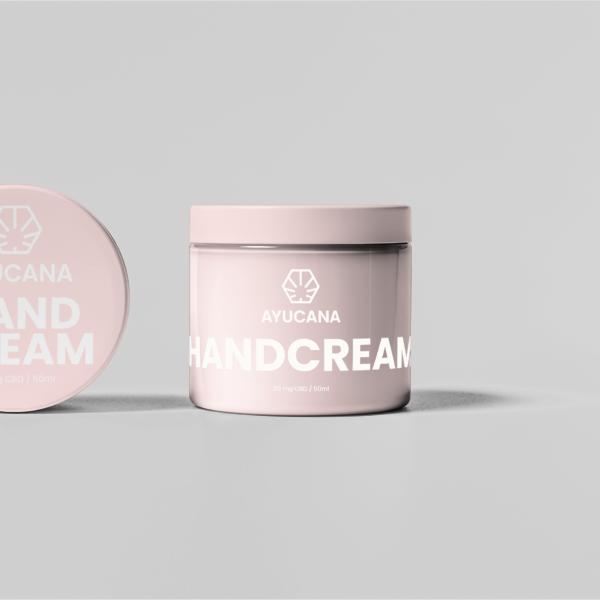 Ayucana Hand Cream<br />50mg CBD / 50ml 1