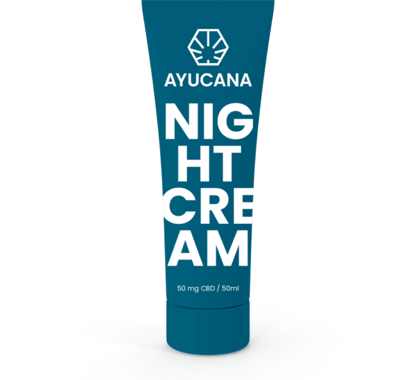 Ayucana Night Cream<br />50mg CBD / 50ml 1